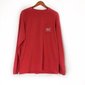 Vineyard Vines Men's Long Sleeved T-shirt